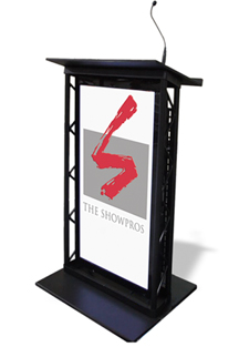 Showpros Digital Podium