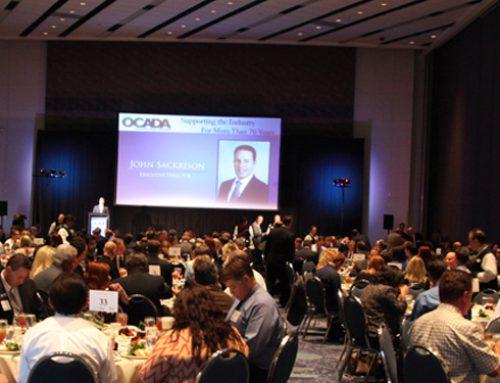 2013 OCADA Orange County International Auto Show Annual Luncheon